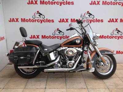 Image of Harley-Davidson FLSTC Softail Heritage Classic