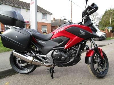 Image of Honda NC750 XA-E