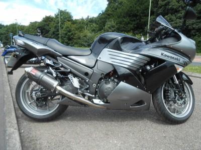 Image of Kawasaki ZX1400 DAF ABS