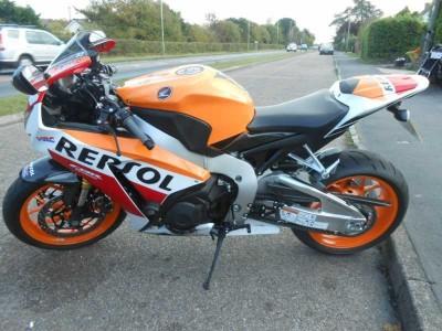 Image of Honda CBR1000 RA-F