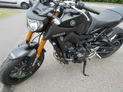 Image of YAMAHA MT-09 ABS