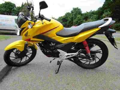 Image of Honda GLR125 1WH-F