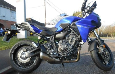 Image of YAMAHA MT-07 TRACER