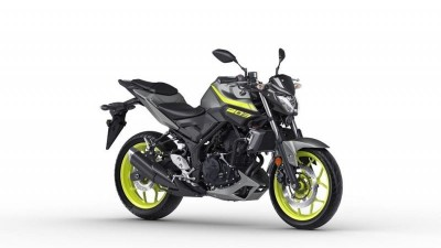 Image of YAMAHA MT-03 ABS