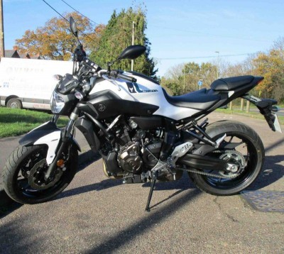 Image of YAMAHA MT-07 ABS
