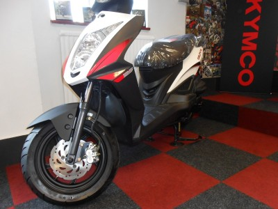 Image of Kymco Agility RS 125 scooter