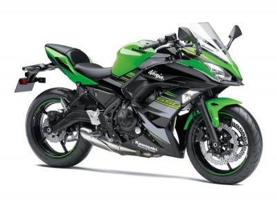 Image of Kawasaki Ninja 650