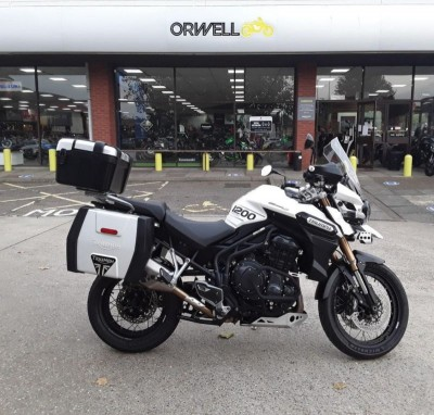 Image of Triumph TIGER EXPLORER 1200