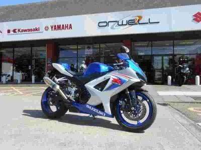 Image of 2008 Honda CB 600 F-8