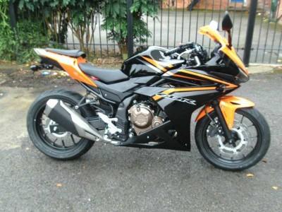 Image of Honda CBR500RR ABS
