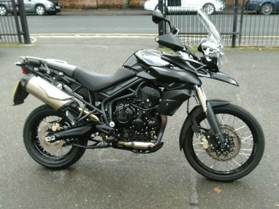 Image of Triumph Tiger 800 XC ABS