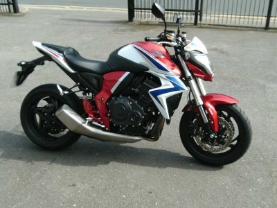 Image of Honda CB 1000 RA-F