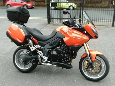 Image of Triumph Tiger 1050 ABS