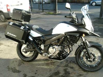 Image of Suzuki DL650 X V STROM