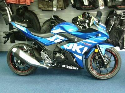 Image of Suzuki GSX250RZAL8
