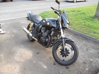 Image of Yamaha XJR400