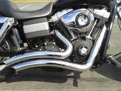 Image of Harley-Davidson FXDF