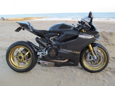 Image of Ducati Panigale 1199