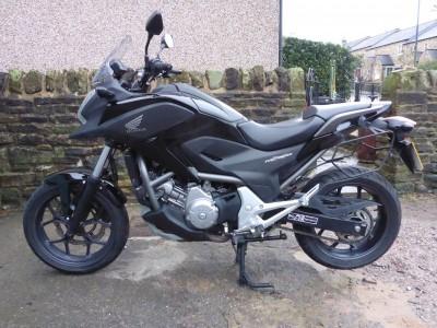 Image of Honda nc700x