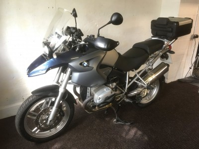 Image of BMW R1200 GS
