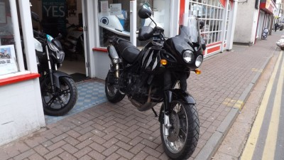 Image of Triumph Tiger 995