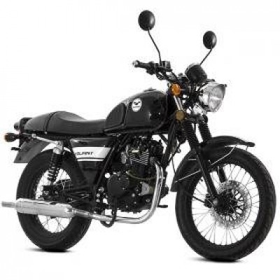 Image of Lexmoto Valiant 125 EFI