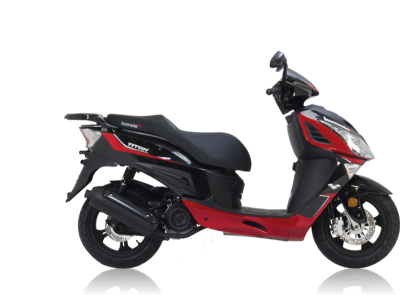 Image of lexmoto titan 125cc EFI