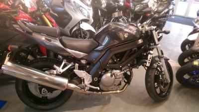 Image of Suzuki SV650