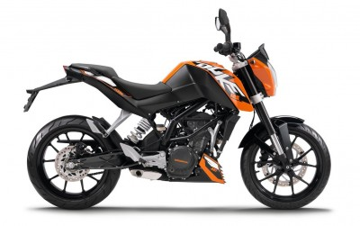 Image of KTM Duke 125