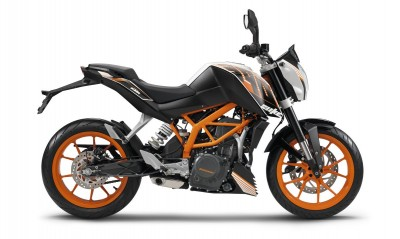 Image of KTM Duke 390