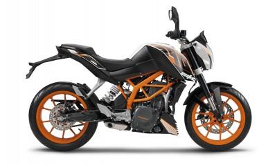 Image of KTM Duke 390
