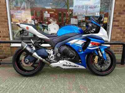 Image of Suzuki Gsxr 1000 L3