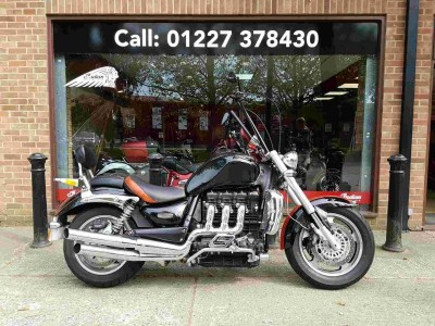Image of Triumph Rocket 111