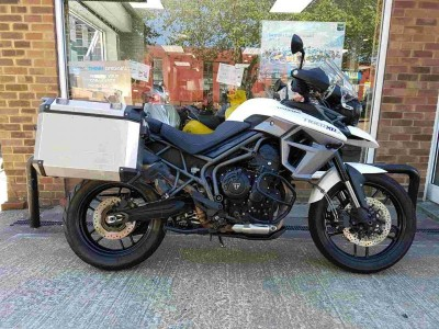 Image of Triumph Tiger 800 XRx