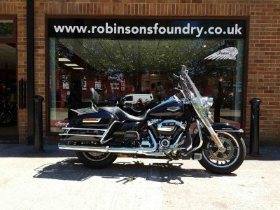 Image of Harley-Davidson Flhr Road King 1745 17