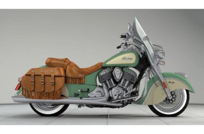 Image of Indian Chief Vintage