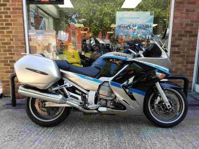 Image of Yamaha FJR 1300 A