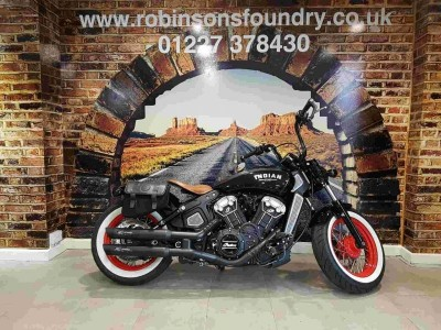 Image of Indian Scout Bobber