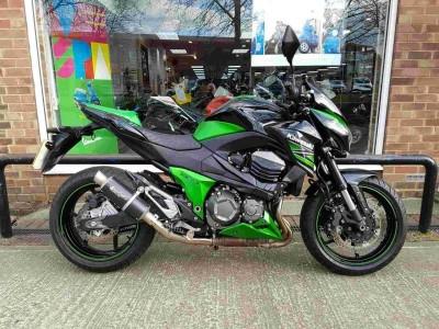 Image of Kawasaki ZR 800 ADS