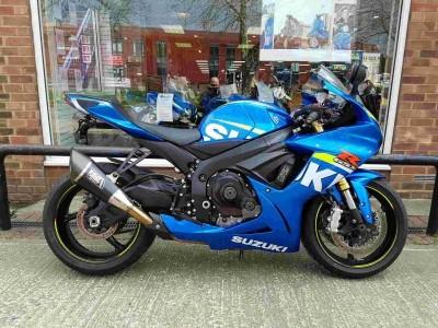 Image of Suzuki GSX-R 750-L5