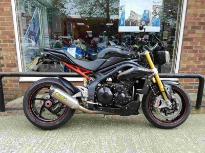 Image of Triumph Speed Triple R 1050 ABS