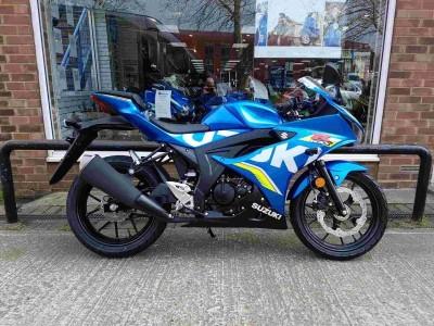 Image of Suzuki GSX-R 125