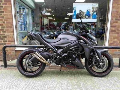 Image of Suzuki Gsxs 1000 ZAL8