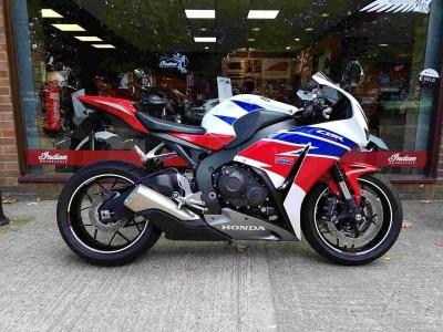 Image of Honda CBR 1000 RR-F