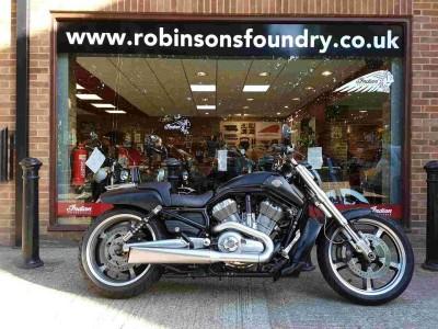 Image of Harley-Davidson Vrscf V-ROD Muscle