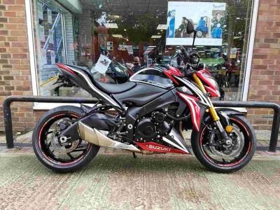 Image of Suzuki Gsxs 1000 AL8 ABS