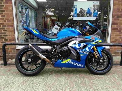 Image of Suzuki Gsxr 1000 RAL8
