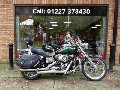 Image of Harley-Davidson Fxdwg Wide Glide