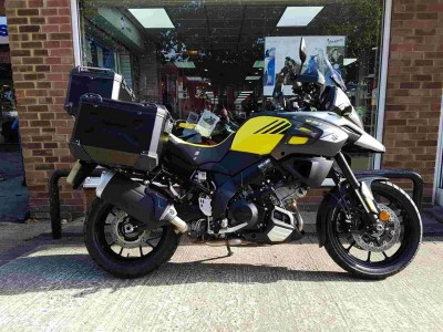 Image of Suzuki DL1000 GRAND TOURING