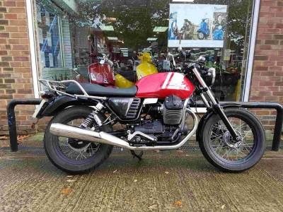Image of Motobecane Moto Guzzi V7 Special